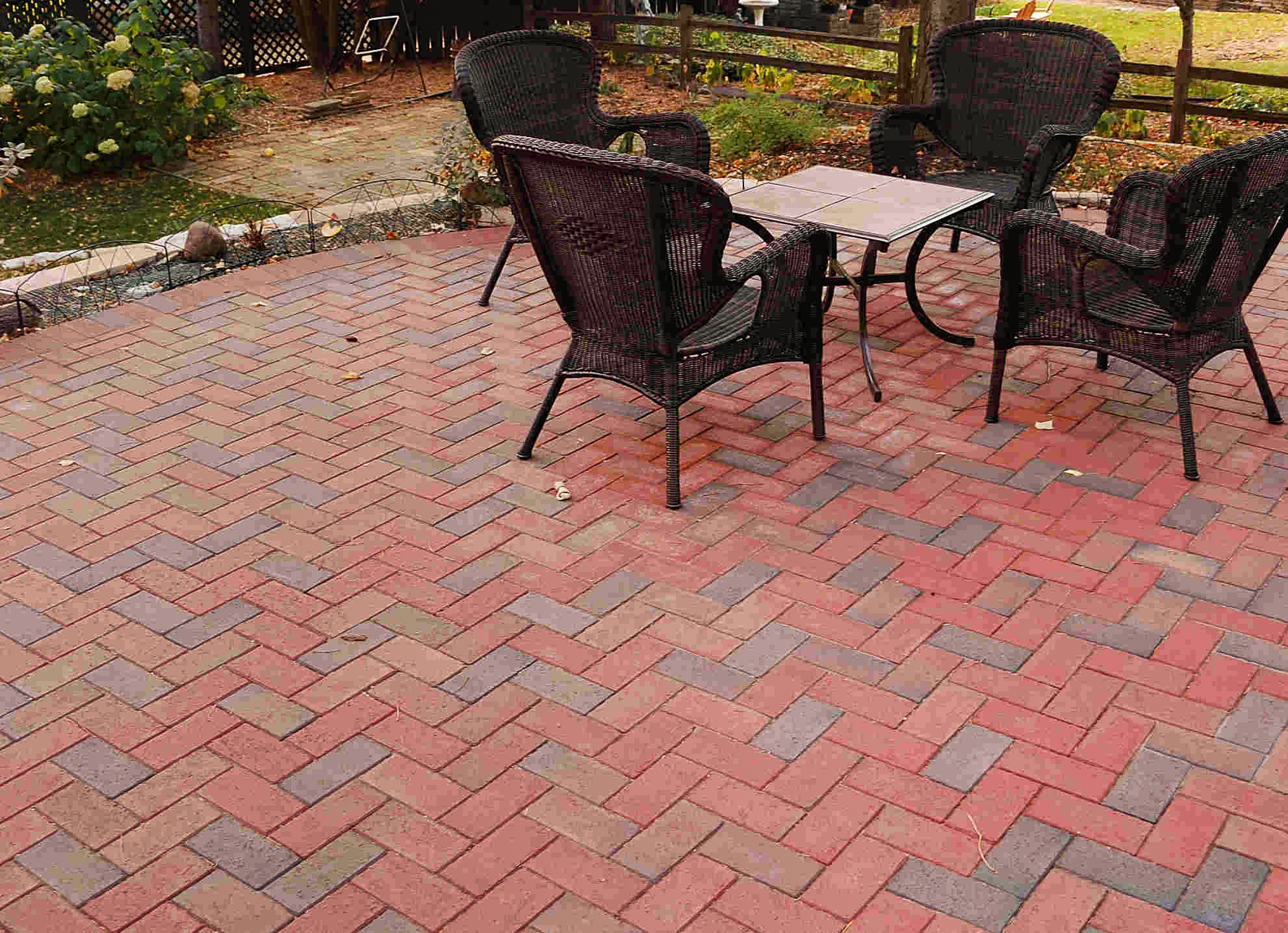 Clay Brick Pavers Clay Brick Pavers  Twin City Landscape